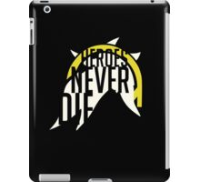 Mercy quote iPad Case/Skin
