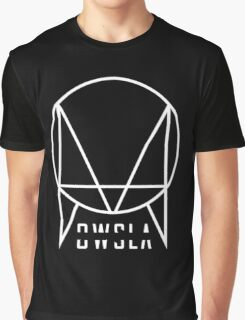 OWSLA White Graphic T-Shirt
