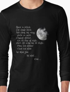 Pippin's Song Long Sleeve T-Shirt