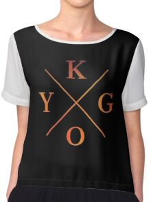 Kygo - Firestone Chiffon Top