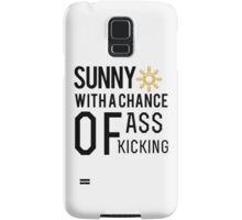 How's the weather in your world? Samsung Galaxy Case/Skin