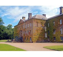 Erddig Hall Photographic Print