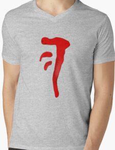 T-shirt Supernatural Mark of Cain Mens V-Neck T-Shirt
