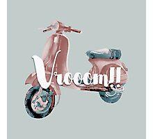 Vroom!! Photographic Print
