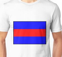 Number 3 Flag Unisex T-Shirt