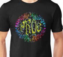 PROG RAINBOW KEYS Unisex T-Shirt