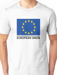 European Onion Unisex T-Shirt