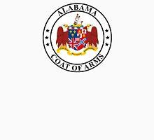 Coat of Arms of Alabama  Unisex T-Shirt