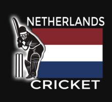 Netherlands Cricket Kids Tee