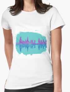 Home Chicago Womens Fitted T-Shirt