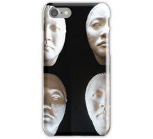 Porcelain Mask, Nicole Shadows iPhone Case/Skin