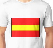 Number 1 Flag Unisex T-Shirt