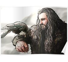 Thorin and the Raven Poster