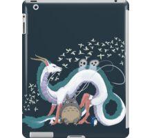 Spirit me away iPad Case/Skin