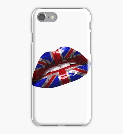 Union Jack Graphic Design iPhone Case/Skin
