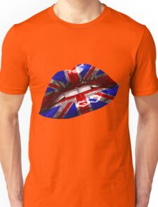 Union Jack Graphic Design Unisex T-Shirt
