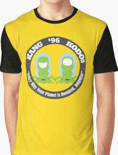 Vote Kang - Kodos '96 Graphic T-Shirt