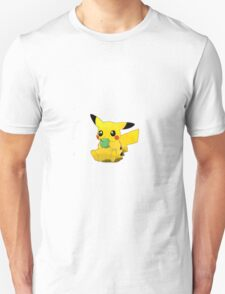 Pikachu Apple Unisex T-Shirt