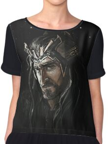 Son of Durin Chiffon Top