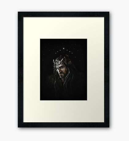 Son of Durin Framed Print
