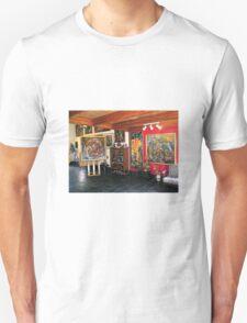 Gallery Front Crisman Art Unisex T-Shirt