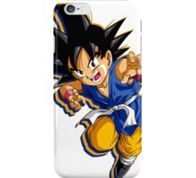 GOKU IS THE BEST iPhone Case/Skin