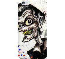 psychobilly iPhone Case/Skin
