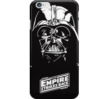 The Empire Strikes Back Original Poster iPhone Case/Skin