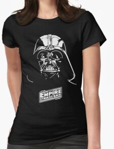The Empire Strikes Back Original Poster Womens Fitted T-Shirt