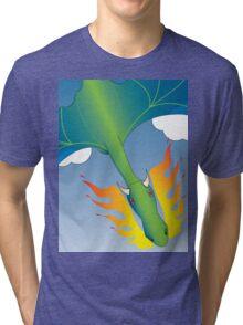 Green Dragon Tri-blend T-Shirt