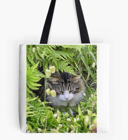 Flossy Tote Bag
