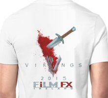 FilmFX Ireland - Vikings 2015 Back Stab Unisex T-Shirt