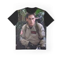 Egon Spengler - The Ghostbusters Graphic T-Shirt