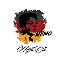 Germany Mesut Ozil Football World Cup 2014 by sportskeeda