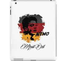 Germany Mesut Ozil Football World Cup 2014 iPad Case/Skin