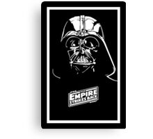 The Empire Strikes Back Original Poster Canvas Print