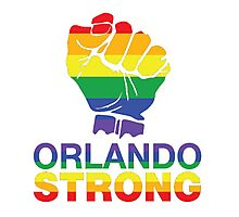 Orlando Strong, Pray For Love Photographic Print