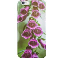 Summer Fox's in Flower. iPhone Case/Skin
