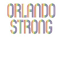 Orlando Strong1 Photographic Print