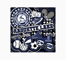 Raquette Lake Girls Camp Collage  Unisex T-Shirt
