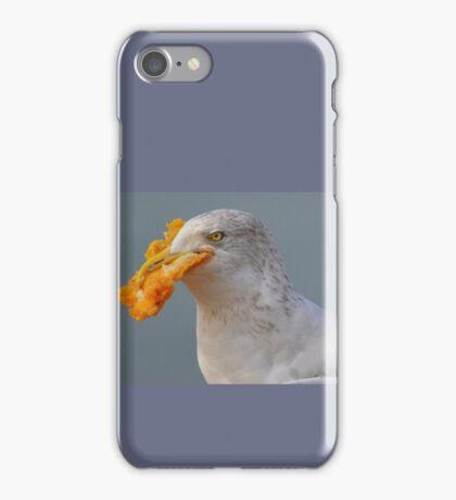 Battered Gull iPhone Case/Skin