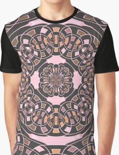 Complex geometric abstract Graphic T-Shirt