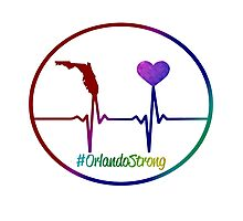 Orlando Strong Photographic Print