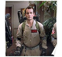 Peter Venkman - The Ghostbusters Poster