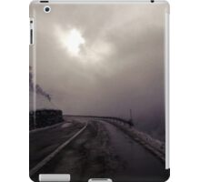 On a cold winter day. iPad Case/Skin