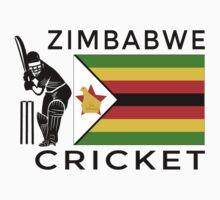 Zimbabwe Cricket Kids Tee