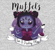 Muffet Tea and Cake Emporium Kids Tee