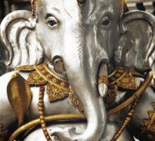 Silver Ganesh, Chiang Mai, Thailand. Sticker
