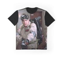 Ray Stantz - The Ghostbusters Graphic T-Shirt