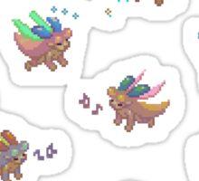 Pixel Faeries  Sticker